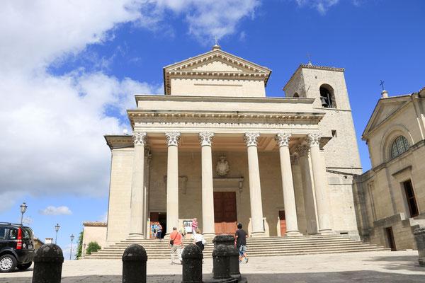 Die Basilika San Marino