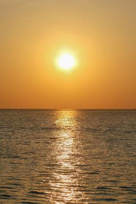 Sunset auf Vakarufalhi