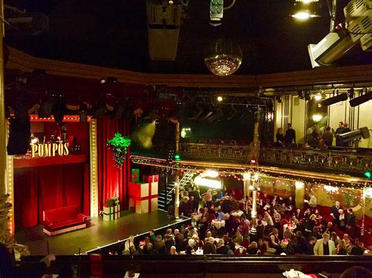 Schräg, schön, schrill - Das Schmidts TIVOLI Theater auf der Hamburger Reeperbahn.