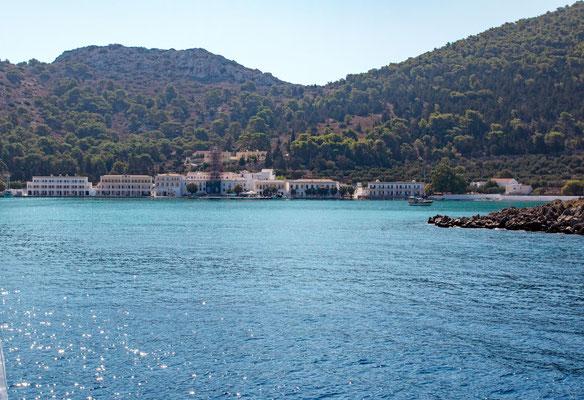 Tagesausflug von Rhodos auf die Insel Symi