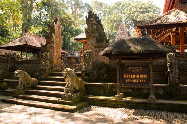Sacred Monkey Forest Sanctuary - Affenwald Ubud