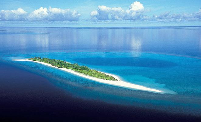 Madhiriguraidhoo Island - Palm Beach Resort & Spa im Lhaviyani Atoll - ca. 45 Minuten ab Male mit dem Wasserflugzeug