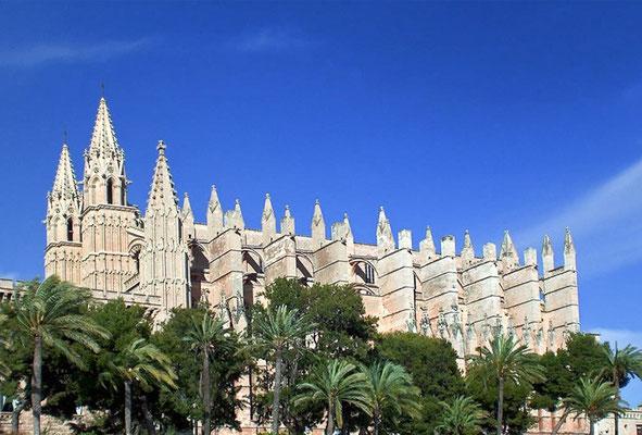 La Seu - Die Kathedrale in Palma