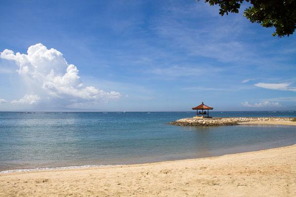 Strand in Sanur