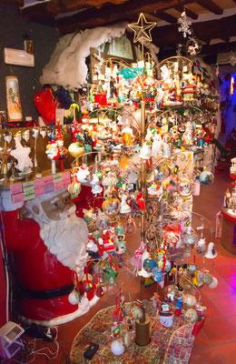 Weihnachtsartikel das ganze Jahr über...