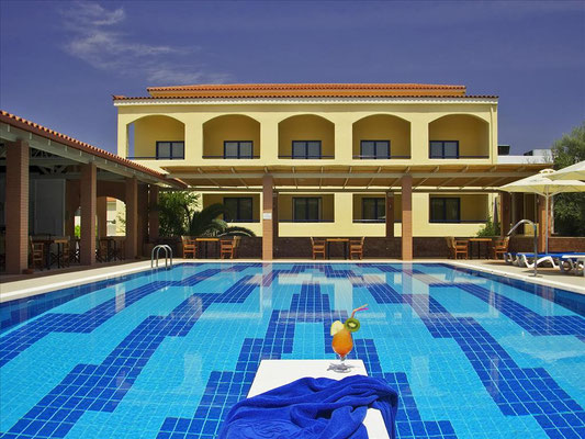 Alkyon Resort Hotel & Spa in Korinth