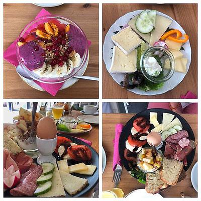 """Frühstück im Café """"Eat and Sweet"""" am Tibarg in Hamburg Niendorf - freundlicher Service,  liebevoll angerichtet in gemütlicher Athmosphäre"""
