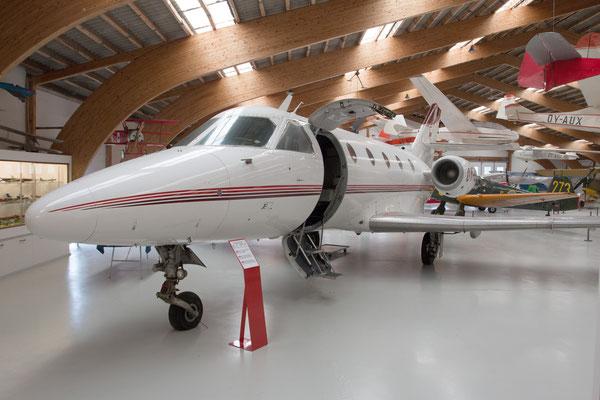 Flugzeugmuseum in Skjern - Das Museum hat eine umfangreiche Sammlung historischer Flugzeuge Skandinaviens