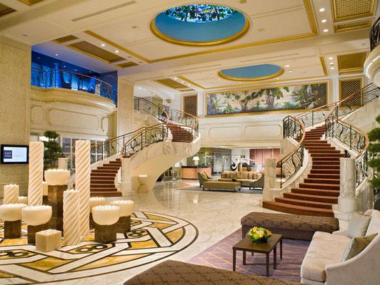 Hotel Royal Plaza on Scotts - sehr zentral und nahe der Orchard Road