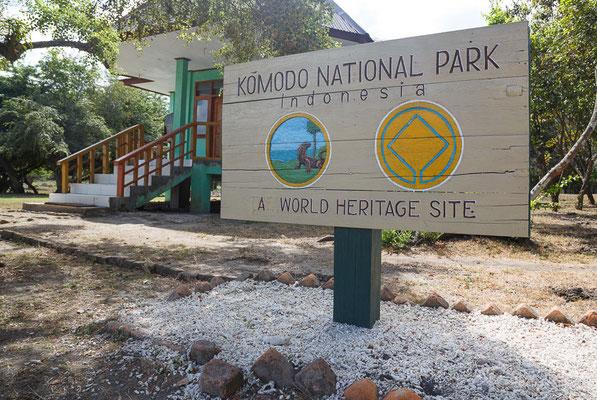 Rinca ist Teil des 1980 gegründeten Nationalparks Komodo und gehört seit 1993 zum Unesco Welterbe