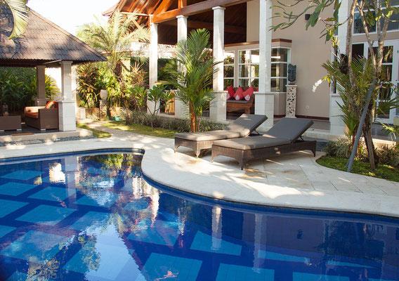 Villa Kawan in Sanur - wunderschön und sehr privat