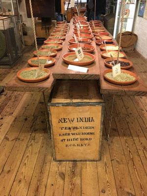 Exotische Gewürze zum Anfassen, Riechen und Probieren - Ein Museum für alle Sinne