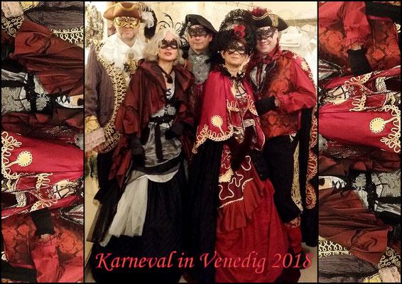 #VenezianischesKostüm
