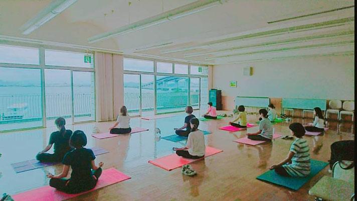米プラザ教室