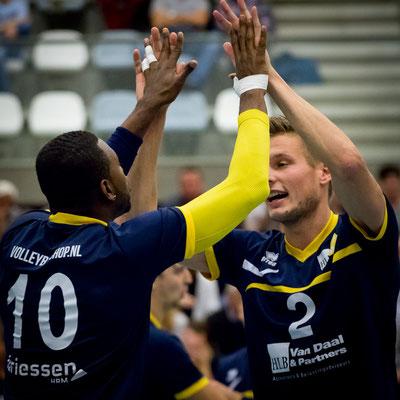 Volley Tilburg H1 - HS Daal H1