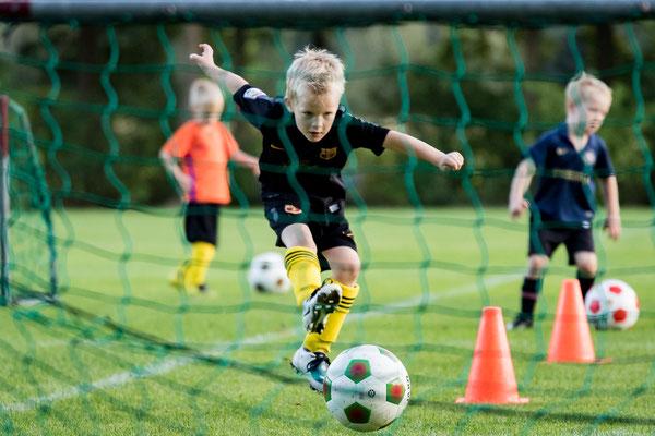 Voetbal Training Reusel Sport-CoTrans Minis