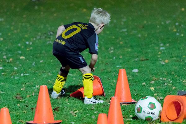 Training Reusel Sport-CoTrans Minis