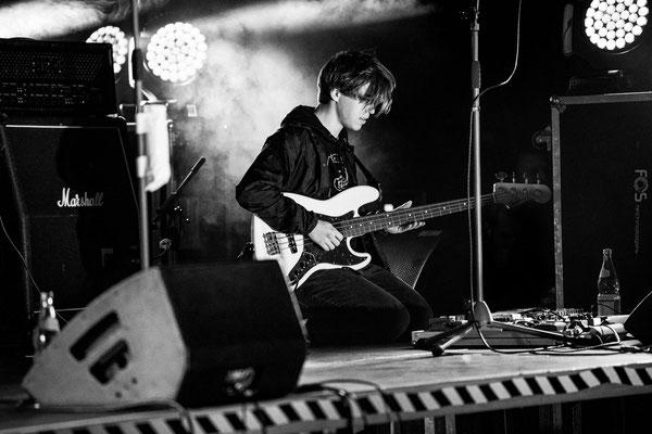 Gitarrenunterricht in Lahr, E-Bass, E-Gitarre