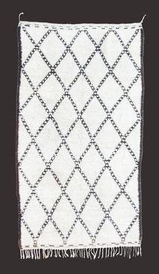 1. Beni Ourain, Mittlerer Atlas, Marokko, 4. Viertel. 20. Jahrhundert