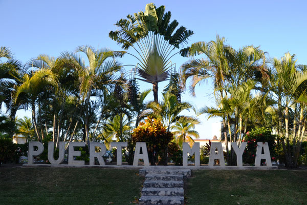 Puerta Maya auf Cozumel