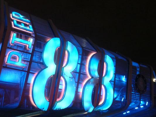 Pier 88 / Manhattan Cruise Terminal