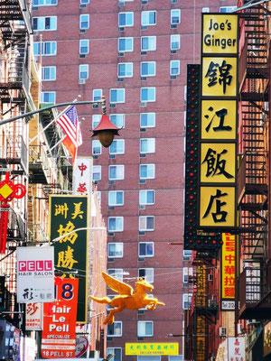 China-Town © Ben Simonsen