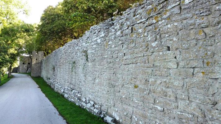 Stadtmauer © Ben Simonsen