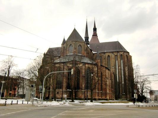 Sankt Marien Kirche - Rostock