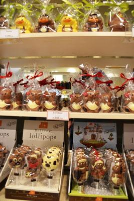 Lecker Belgische Schokolade