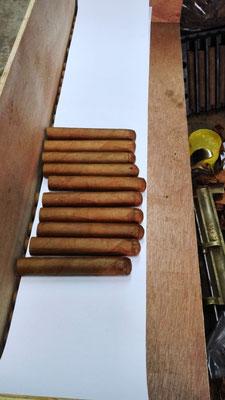 Fertige Zigarren © Ben Simonsen