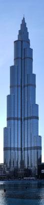 Burj Khalifa Dubai © Ben Simonsen