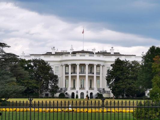 The White House © Ben Simonsen