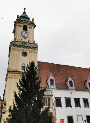 Altes Rathaus © Ben Simonsen