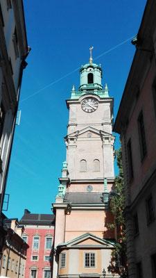 Kirchturm © Ben Simonsen