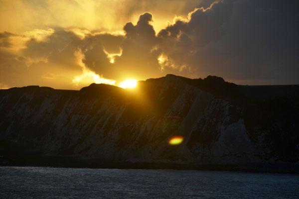 Küste von Dover