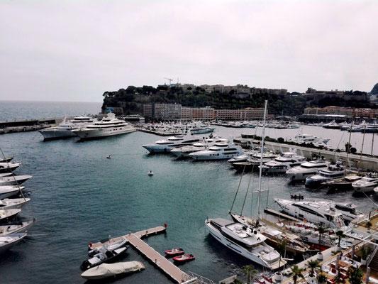 Yachthafen Monaco © Ben Simonsen
