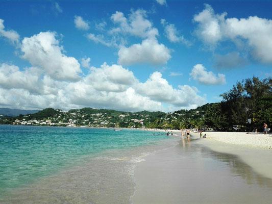 Grand Anse Beach © Ben Simonsen