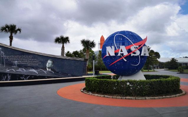 Kennedy Space Center © Ben Simonsen