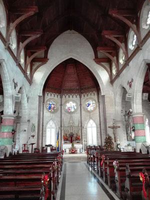 Kirchenschiff St. Michael's Kathedrale © Ben Simonsen