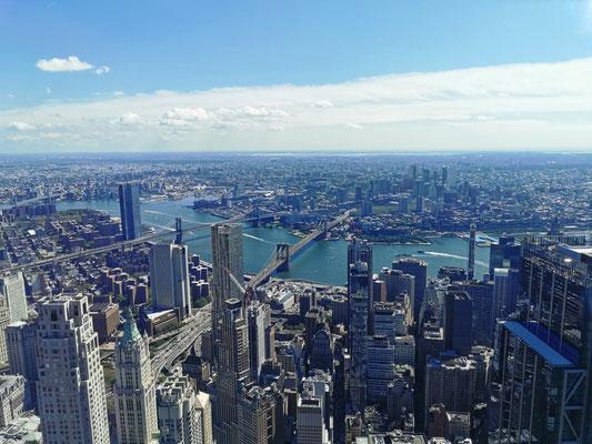 Brooklyn Bridge & Manhattan Bridge © Ben Simonsen