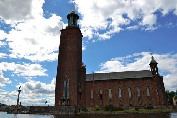 Das Stockholmer Rathaus