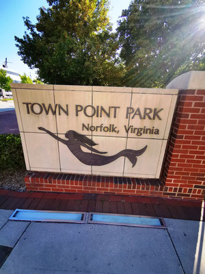 Town Point Park © Ben Simonsen