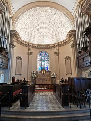 Altar St. Philip's Church © Ben Simonsen