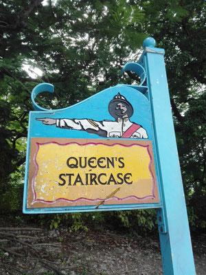 Queen's Staircase © Ben Simonsen