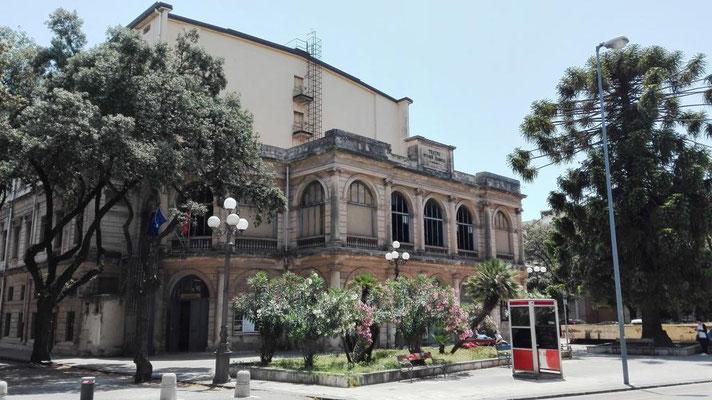Teatro Vittorio Emanuele II.