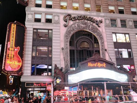 Hard Rock Cafe New York City