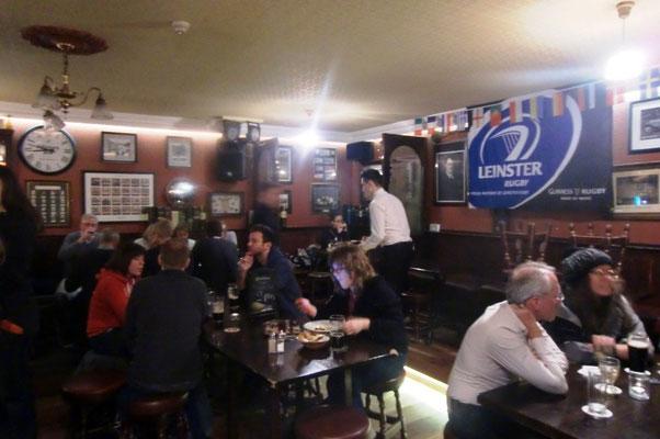 Dublins ältestes Pub: The Brazen Head