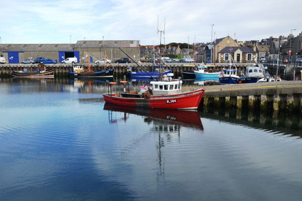 Old Harbour of Kirkwall