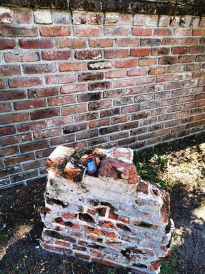 Überreste der alten Stadtmauer © Ben Simonsen
