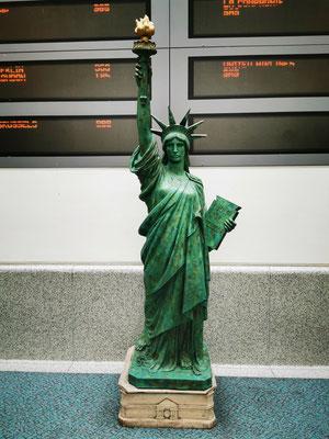 Mini Lady Liberty © Ben Simonsen